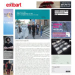 EXIBART - LIUBA, Guardando Oltre, 2.5.2017 - read full text below