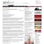 Arskey, 2009
