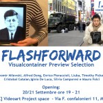 Flash Forward Visualcontainer 2011