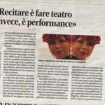 Il Corriere di Romagna, 1.2.2018